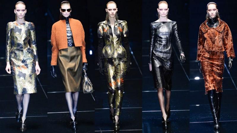 Коллекция Gucci осень-зима 2013-2014