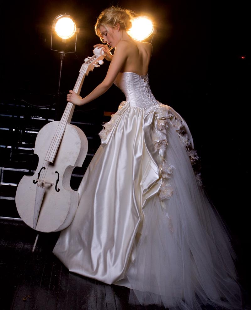 Модные роскошные платья
