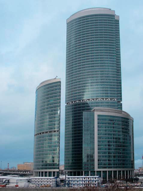 Москва, Пресненская набережная, д. 10, ММДЦ
